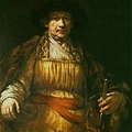 rembrandt-自畫像﹝Self-Portrait﹞1658x