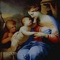 baugin-聖母、聖子和聖靈