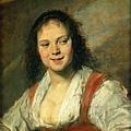 hals-吉普賽女郎﹝The Gypsy Girl﹞1628x