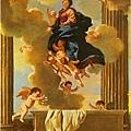 poussin-聖母昇天
