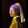 Girl with a Pearl Earring--Johannes Vermeer