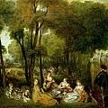 fragonard-朗布依埃的宴樂﹝Fete at Rambouillet﹞.jpg