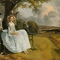 gainsborough-安德魯夫婦﹝Mr and Mrs Andrews﹞1748.jpg