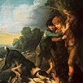 gainsborough-牧羊少年看狗鬥毆1783.jpg