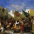 delacroix-丹吉爾的狂熱教徒﹝The Fanatics of Tangier﹞.jpg