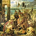 delacroix-但丁和維吉爾共渡冥河﹝The Barque of Dante﹞1822.jpg