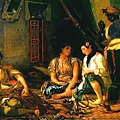 delacroix-阿爾及爾的女人﹝Women of Algiers﹞.jpg