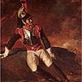 gericault-坐在土波上的穿盔甲騎兵.jpg