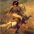 gericault-皇家衛隊的騎兵軍官.jpg