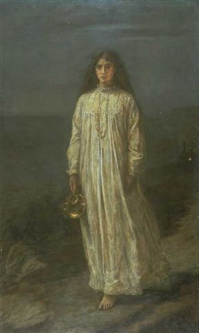 The Somnambullist-Millais(1871).jpg