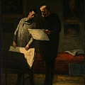 Daumier - Advice to a Young Artist 給年輕藝術家的忠告
