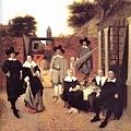 荷蘭人家庭