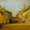 sisley-阿爾讓特依小廣場﹝Square in Argenteuil﹞1872.jpg