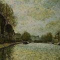 monet-聖德尼街的節日1878.jpg