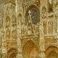 monet-日光下的盧昂主教堂1894.jpg