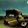 rousseau-入睡的吉普賽女郎﹝The Sleeping Gypsy﹞1897.jpg