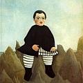 rousseau-岩石上的男孩﹝Boy on the Rocks﹞1895.jpg