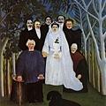 rousseau-鄉村婚禮﹝A Country Wedding﹞1904.jpg