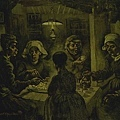 Van Gogh - 吃馬鈴薯的人﹝The Potato Eaters﹞