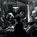 Van Gogh - 食薯者 c.1885
