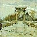 Van Gogh - 阿姆斯特丹的開合橋