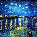 Van Gogh - 星空