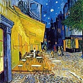Van Gogh - 深夜咖啡館