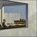 Edward Hopper - office