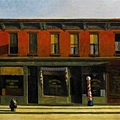 Edward Hopper - Early Sunday