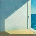 Edward Hopper- Rooms by the sea