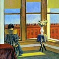 Edward Hopper - Room brooklin