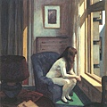 Edward Hopper -Eleven am