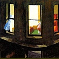 Edward Hopper - Night Windows,1928