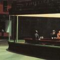 Edward Hopper - Nighthawks(1941)