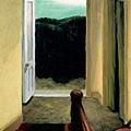 Edward Hopper - Stairway 1949