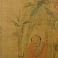 金農--紅衣羅漢