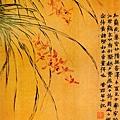 金農--紅蘭