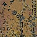 金農--梅花圖