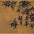 金農--畫竹