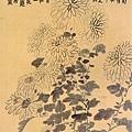 金農--菊花圖