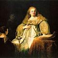 Rembrandt -Artemis (1634)