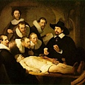 Rembrandt -The Anatomy Lecture of Dr. Nicolaes Tulp (1632)