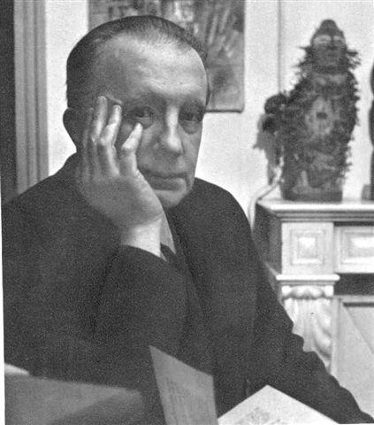 Louis Aragon (1897-1982) 法國詩人,小說家