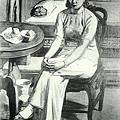 李石樵--閨房‧第九回台展‧《推薦》‧1935年‧民國24年‧昭和10年 ‧油畫.jpg