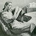 李石樵--憩‧第五回府展‧《推薦》‧1942年‧民國31年‧昭和17年 ‧油畫