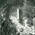 李梅樹--朝‧第四回台展‧1930年‧民國19年‧昭和5年 ‧油畫