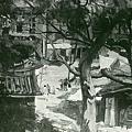 楊啟東--秋近‧第九回台展‧1935年‧民國24年‧昭和10年 ‧油畫