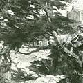 楊啟東--榕樹風景‧第六回台展‧1932年‧民國21年‧昭和7年 ‧油畫.jpg