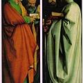Durer - The Four Holy Men 1526