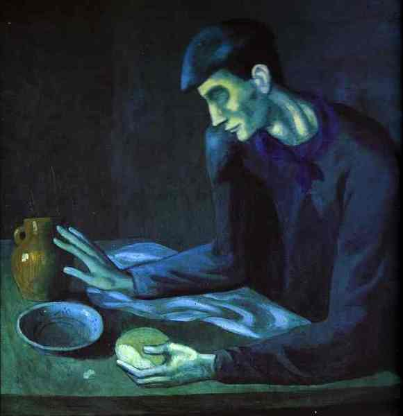 Breakfast of a Blind Man. 1903.jpg